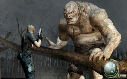 Resident Evil 4 About