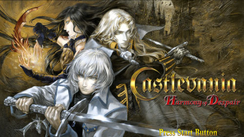 E3 2010: Castlevania Harmony of Despair preview