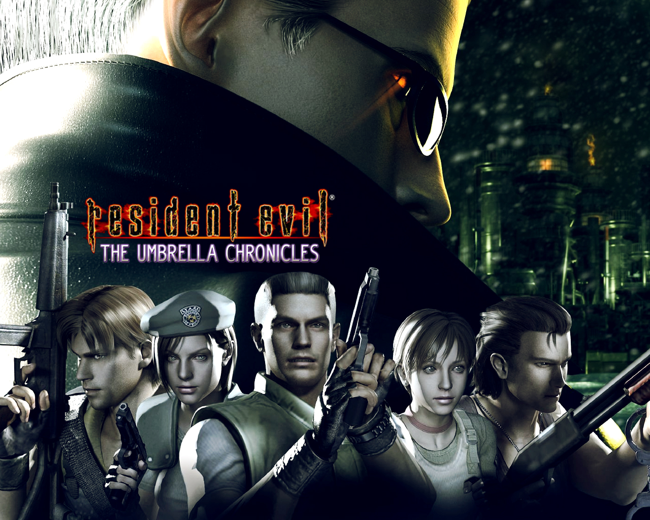Review: Resident Evil – The Umbrella Chronicles