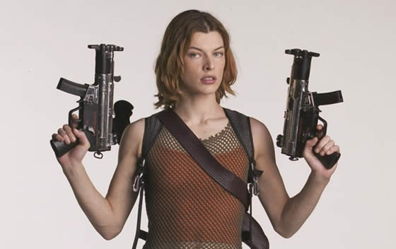 Resident Evil Afterlife Debut Trailer