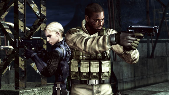 Review: Resident Evil 5 – Desperate Escape DLC