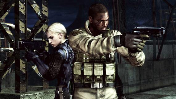 Review: Resident Evil 5 – Desperate Escape DLC