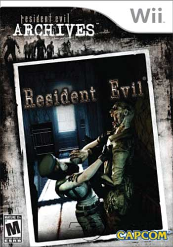 Resident Evil Archives: Resident Evil (remake) Discontinued.