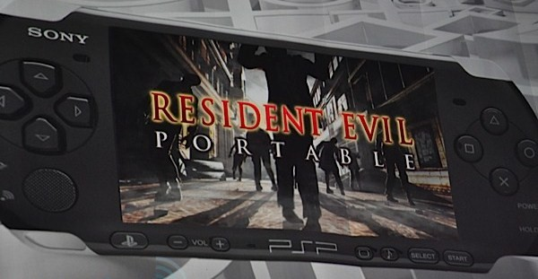 Resident Evil PSP Bundle This September