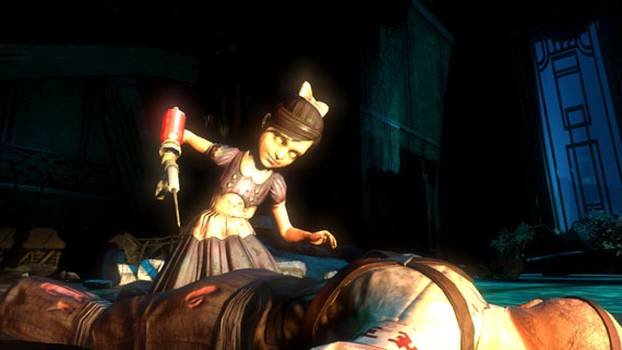 Bioshock 2 finally sees single-player DLC