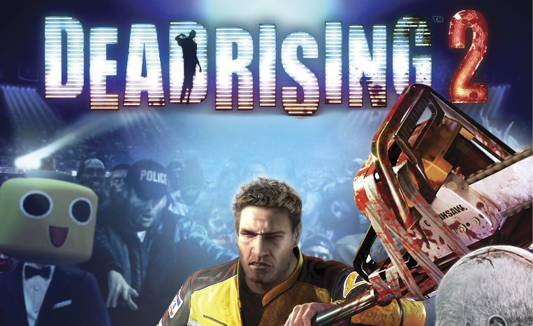 Dead Rising 2 Site Launched & Box Art Revealed