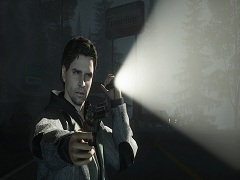 Saving Alan Wake