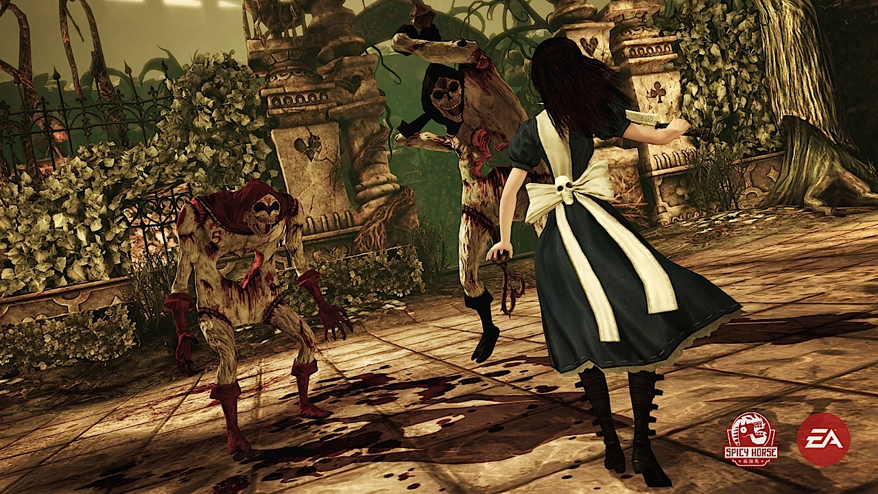 Alice: Madness Returns Screens and Info Released!