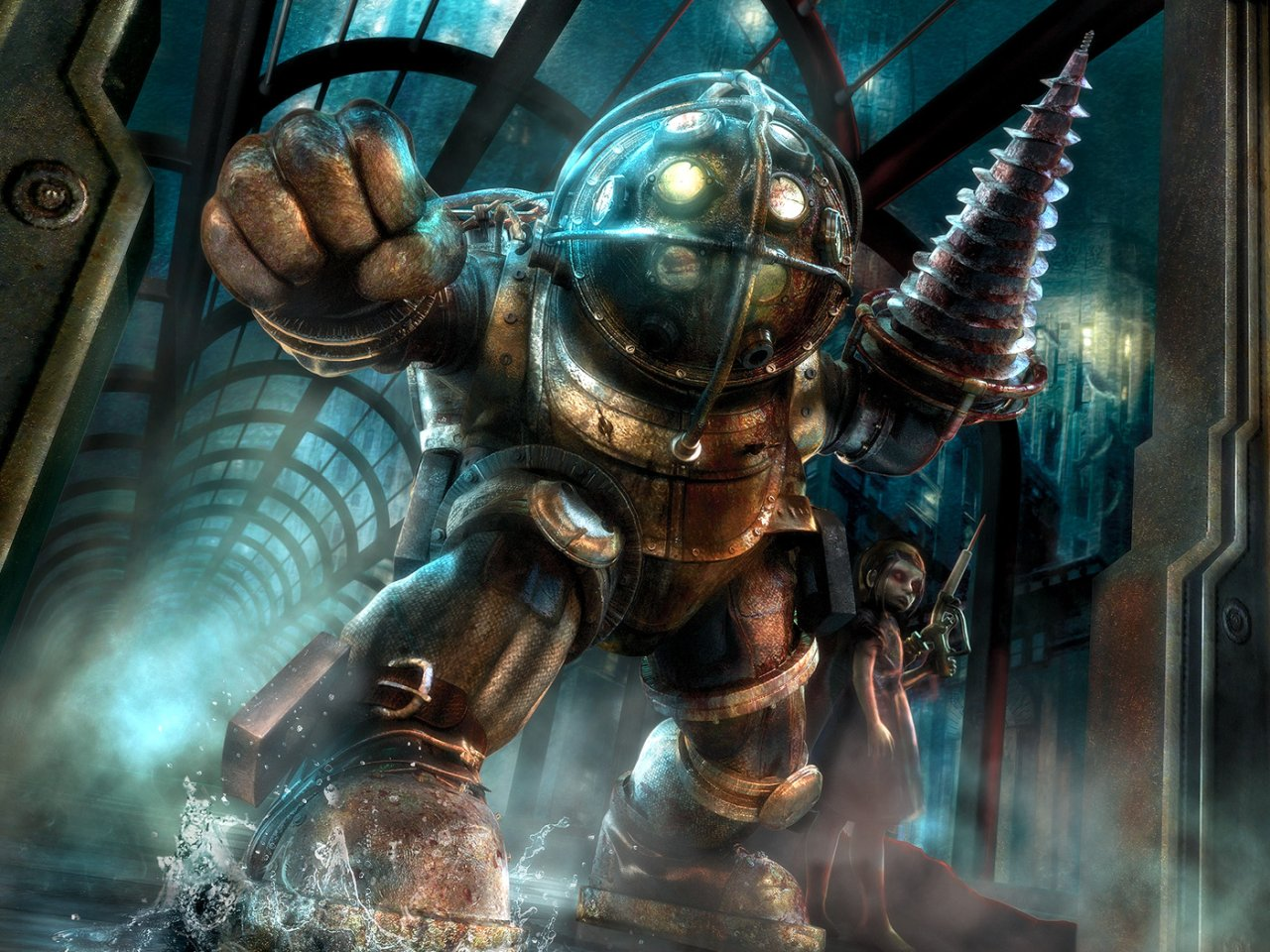 Is the Bioshock movie still in the works?