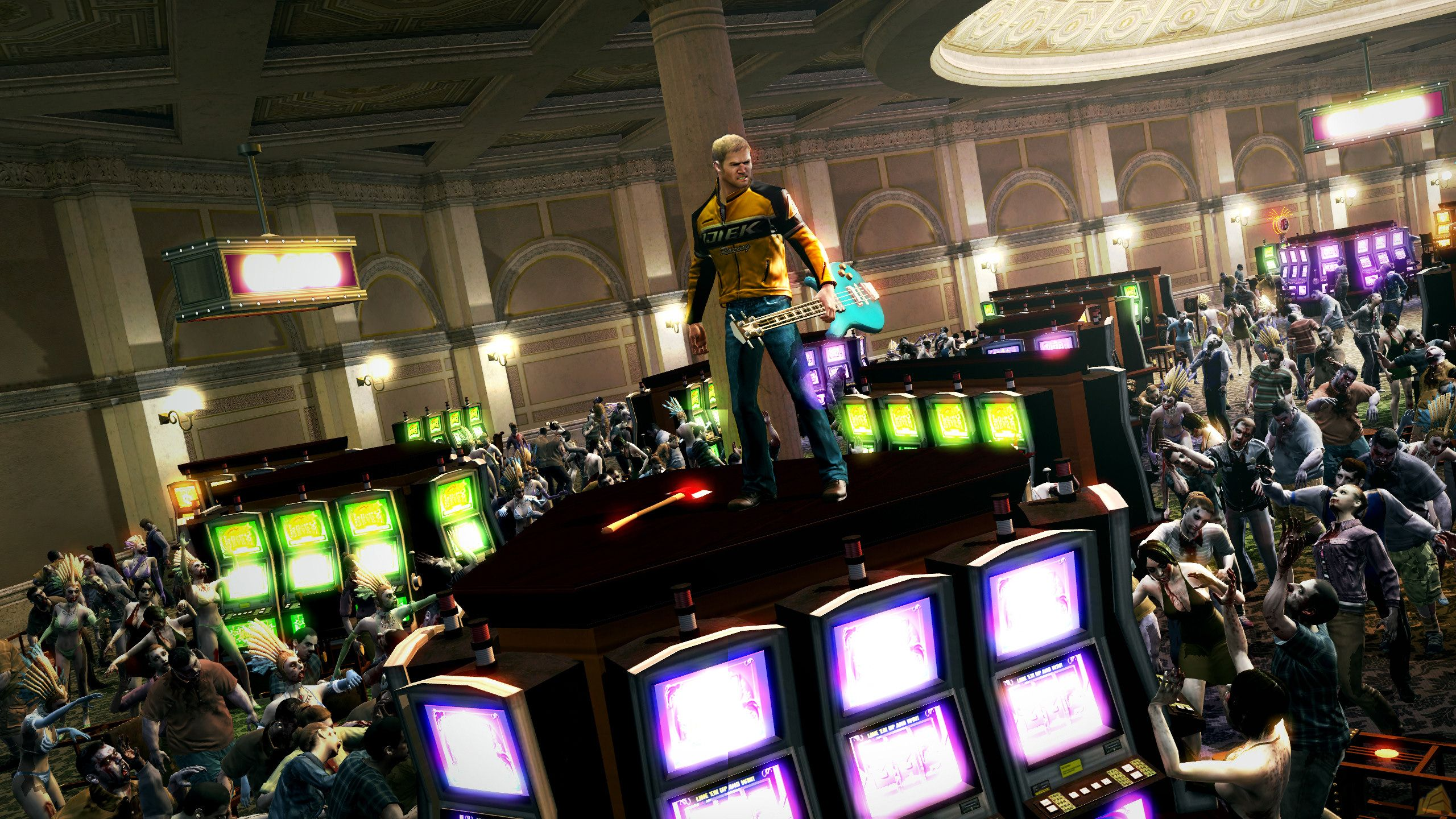 Dead Rising 2: First 15 minutes (video)