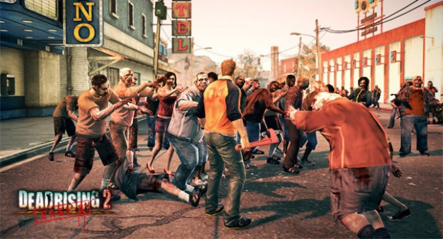 Dead Rising 2 Case Zero out today