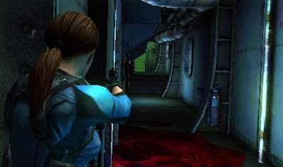 Resident Evil Revelations and Mercenaries 3D clip + Analysis