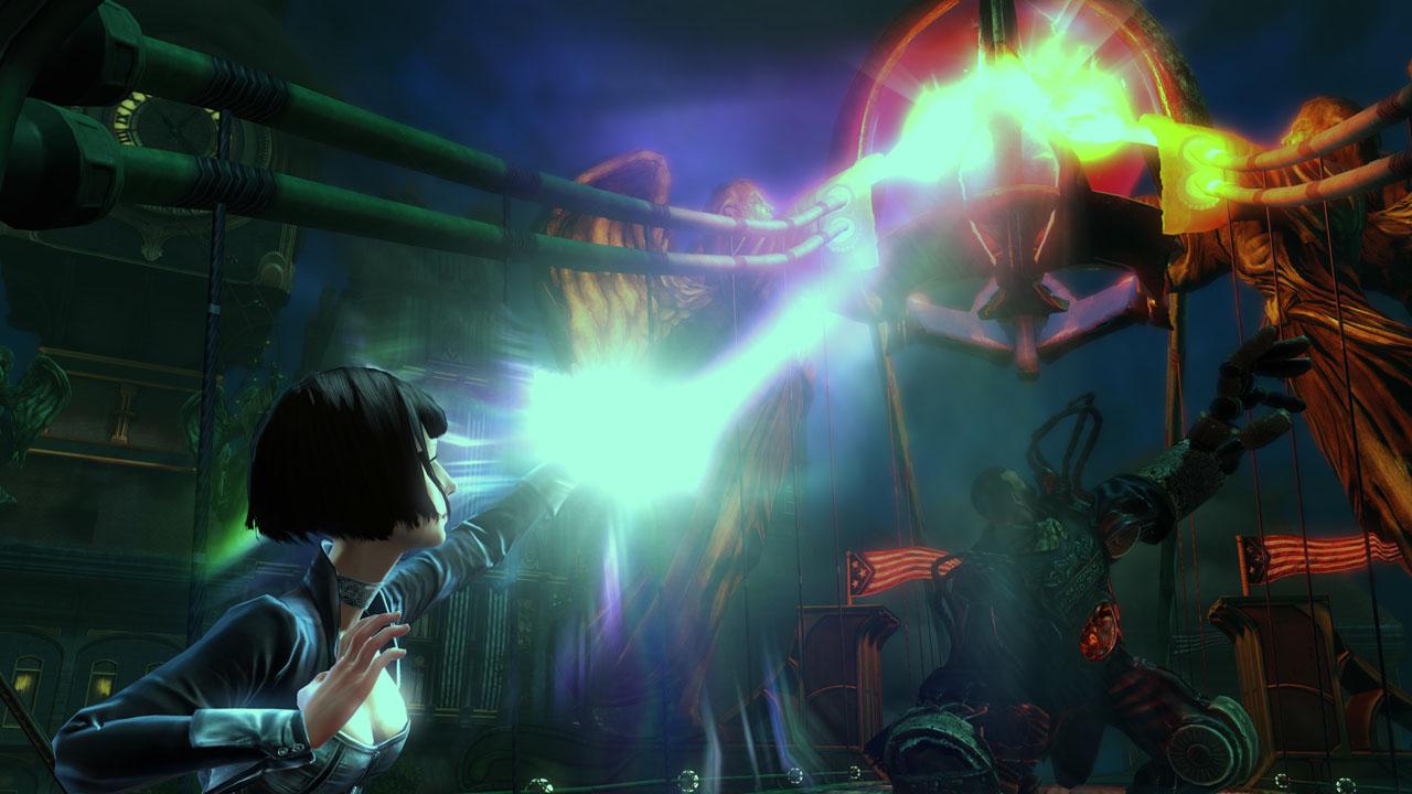 Bioshock Infinite: new screens/gameplay video