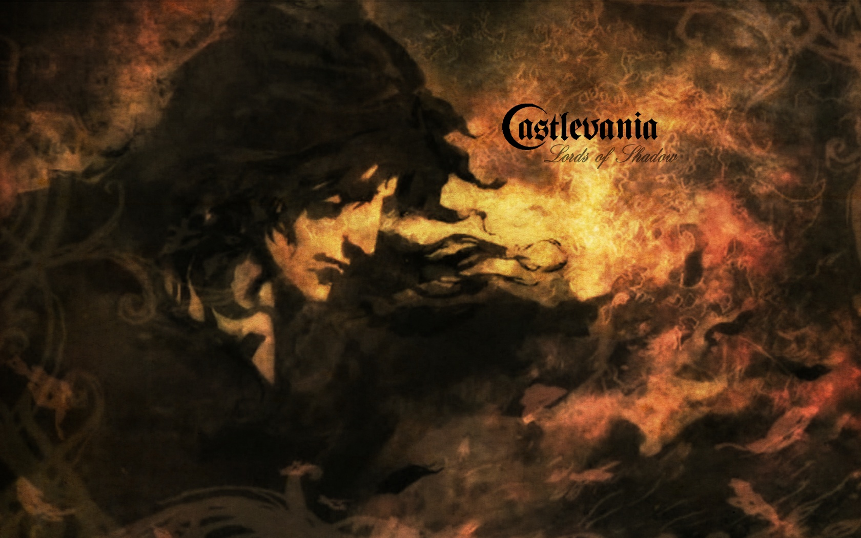 New Castlevania Lords of Shadow gameplay-video (Spoilers)