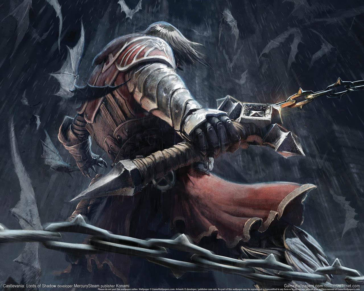 Gamesradar reviews Castlevania Lords of Shadow: 9/10