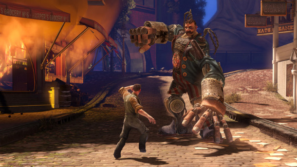 Bioshock Infinite – New Screens