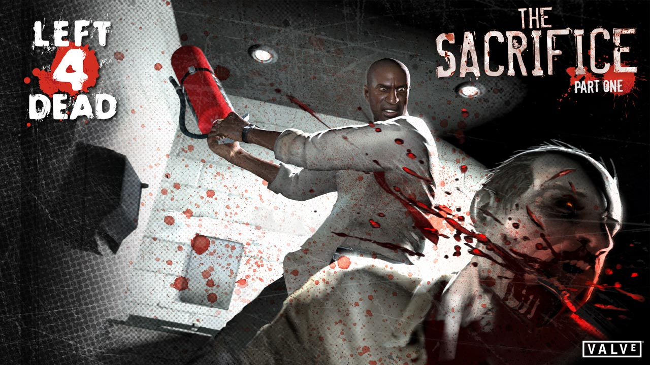 "Left 4 Dead Comic ""The Sacrifice"" Part 1 Released Online"