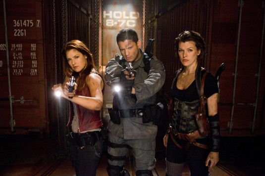 Resident Evil Retribution Shooting And Casting News Rely On