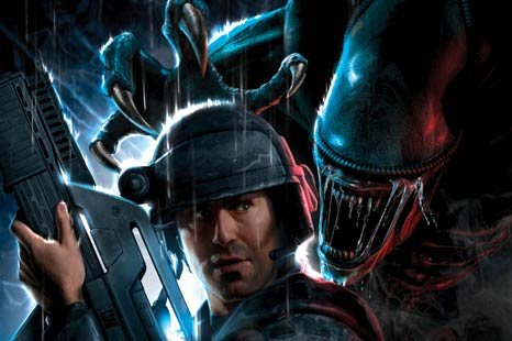 Aliens Colonial Marines is still being developed