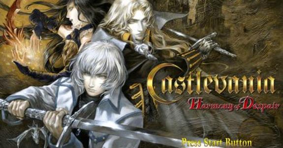Castlevania Harmony of Despair DLC finally released