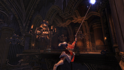OPM reviews Castlevania Lords of Shadow: 9/10