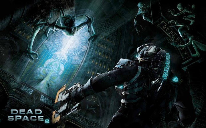 Dead Space 2 Multiplayer Beta invitation on Facebook