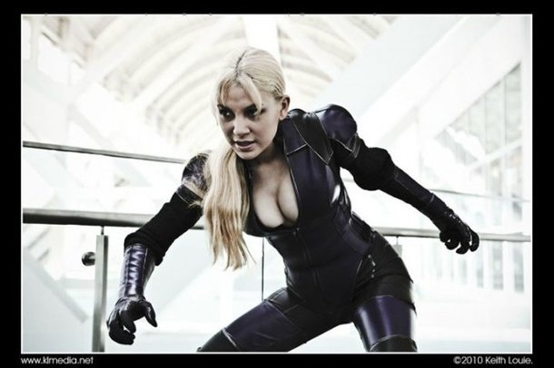 Amazing Battlesuit Jill Valentine Cosplay Rely On Horror