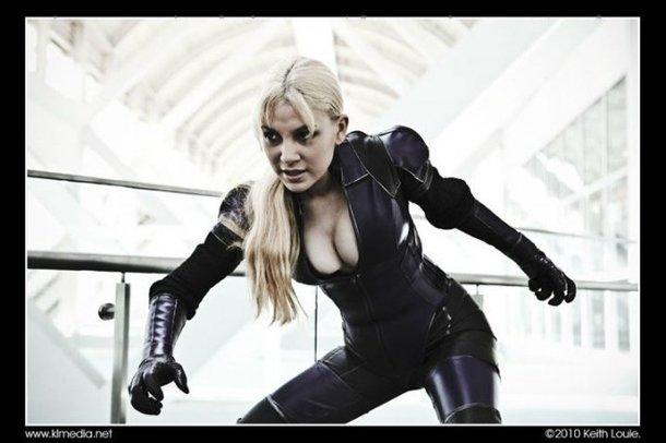 Amazing Battlesuit Jill Valentine Cosplay