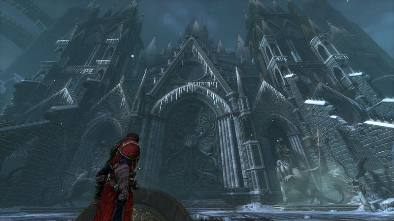 Castlevania Lords of Shadow: Demo framerate analysis