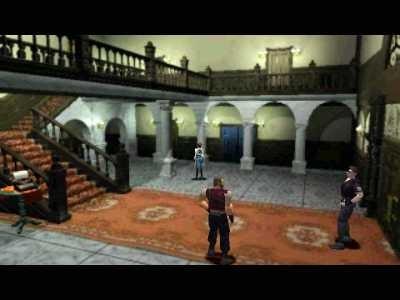 Resident Evil Afterlife cast + Resident Evil 1 script= This