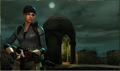 Resident Evil: The Mercenaries 3D Screens Released