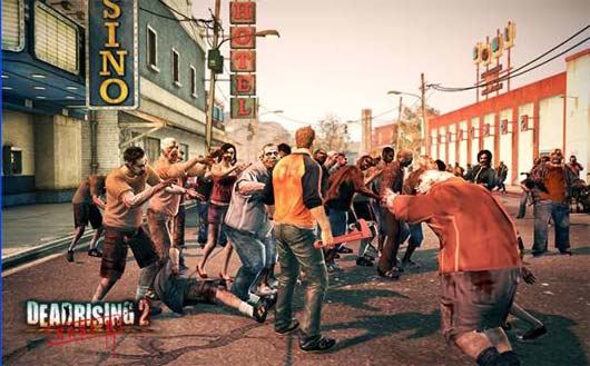 Dead Rising 2 Case Zero sells well