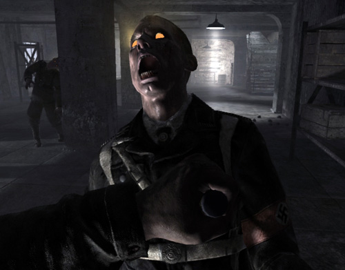 Zombies in Call of Duty: Black Ops pretty much confirmed