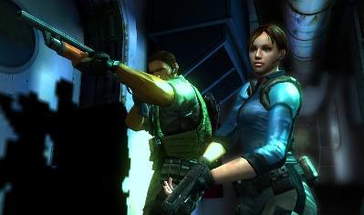 ONM Resident Evil Revelations & Resident Evil The Mercenaries 3D Scans