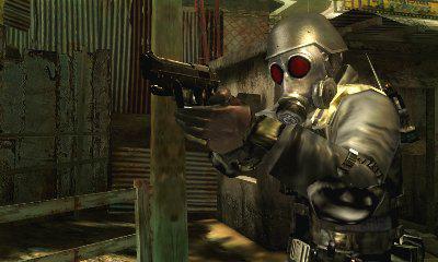 Few snipets of Resident Evil The Mercenaries 3D news