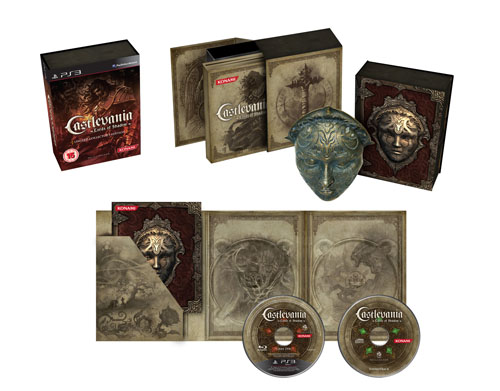 Amazing Castlevania: Lords of Shadow Collectors Edition available on GAME