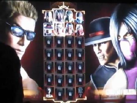 Mortal Kombat (2011) Roster possibly leaked