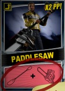 How To Make A Paddlesaw...