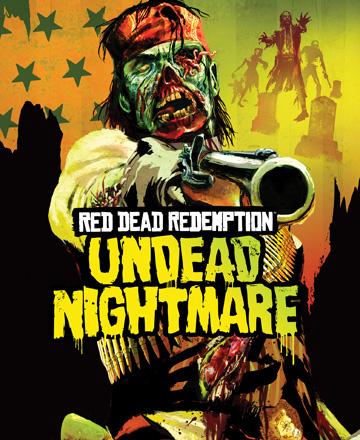 New Red Dead Redemption: Undead Nightmare trailer