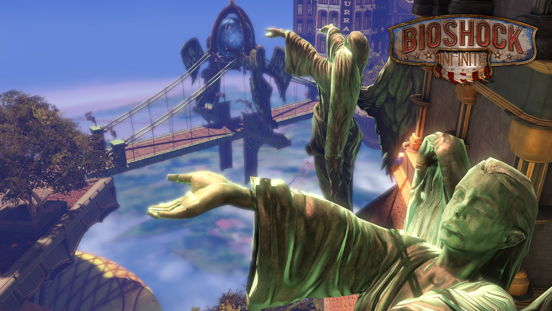 Check Out Some Awesome Bioshock Infinite Wallpapers