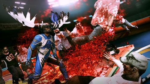 More Bloody Carnage!