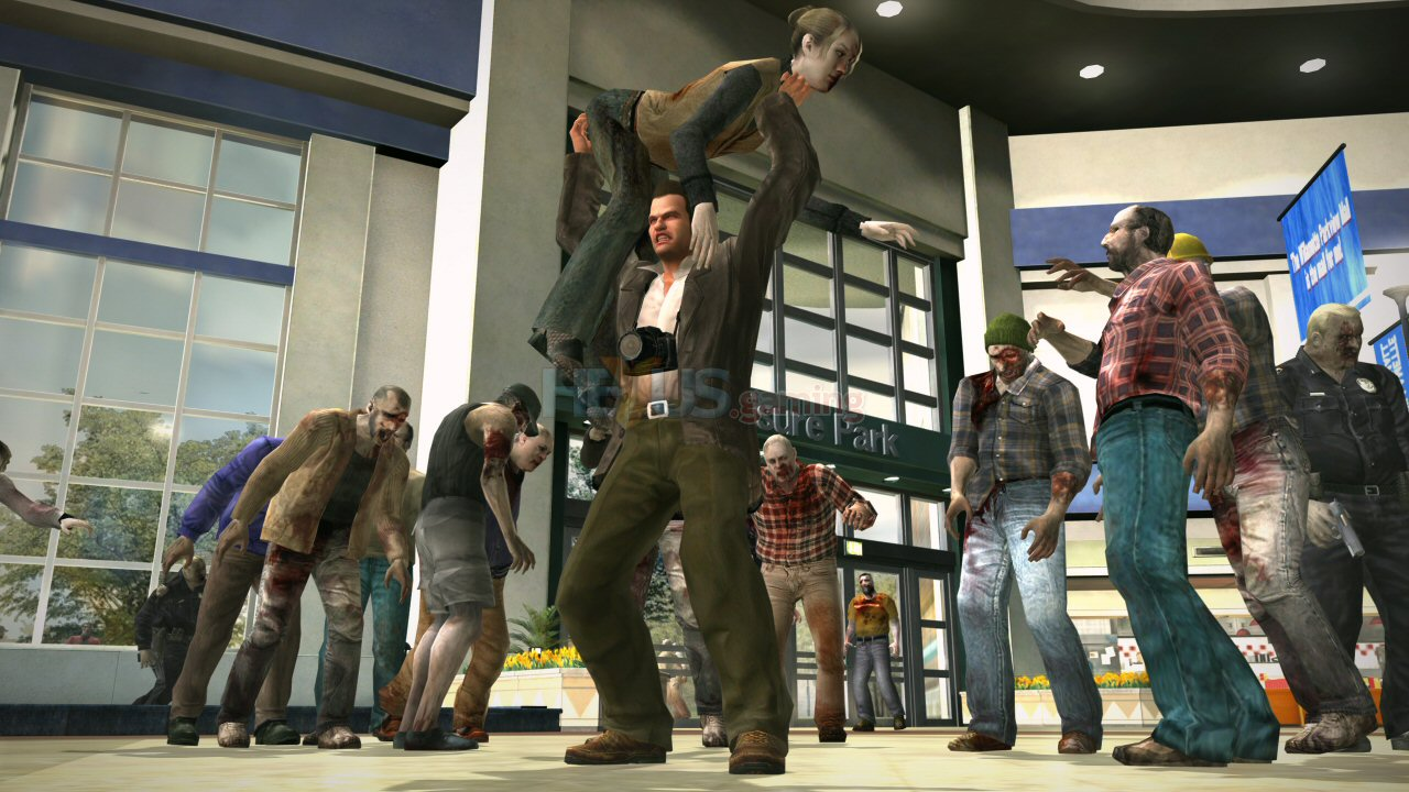 Dead Rising Mobile: Off-screen gameplay footage