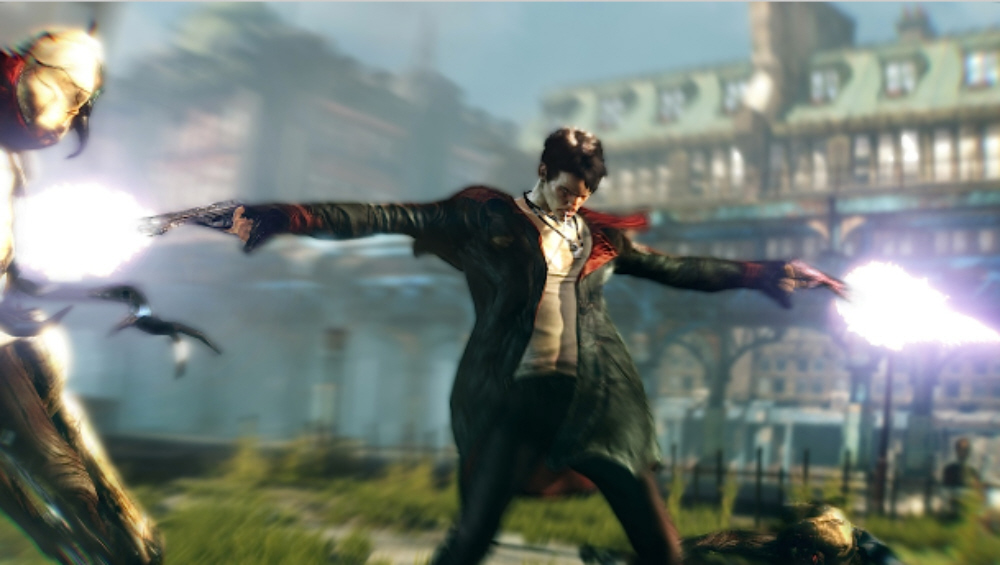 Ninja Theory completely focused on DMC now