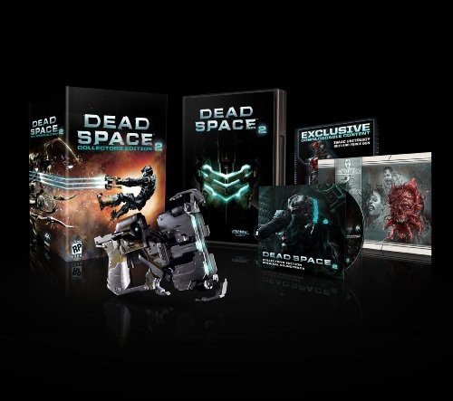 Dead Space 2 Collector's Edition contents