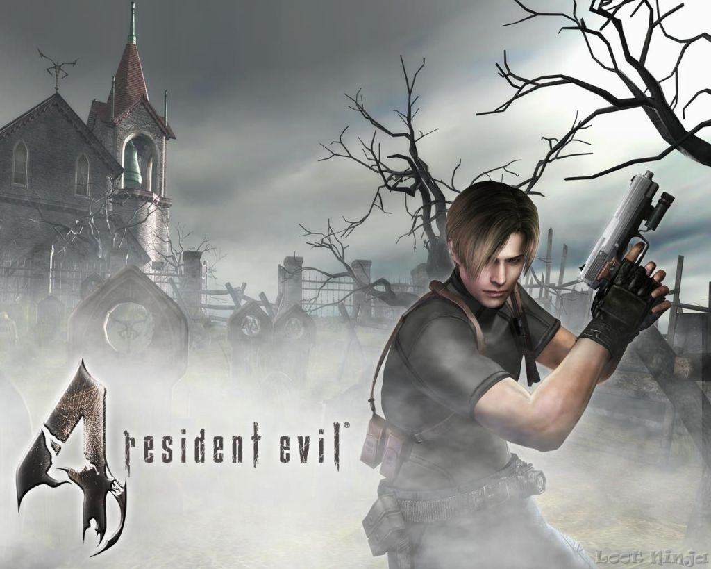 Resident Evil 4 named the greatest game of the decade (Rightnreal)