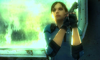 Few snipets of Resident Evil Revelations news–You can move and shoot now.