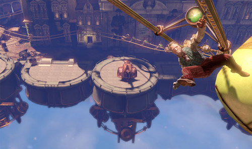 BioShock Infinite: All versions developed at Irrational Games