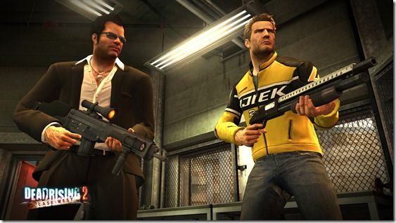 Dead Rising 2: Case West on December 27th on XBOX Live