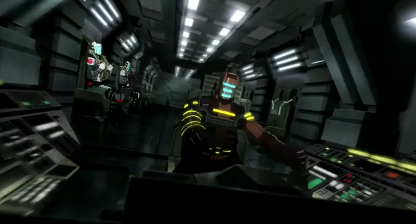 "Dead Space Aftermath ""Animated Film"" Teaser Trailer & Release Date"