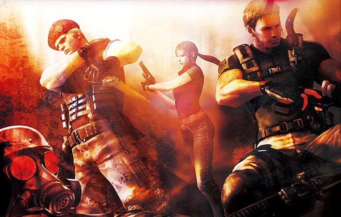 Resident Evil Revelations & Mercenaries 3D Official Sites Open